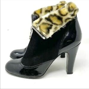 Marc Jacobs ankle boot booties made in italy 6.5